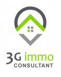 logo Agent commercial 3g immo desprets carole