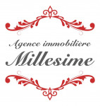 logo Agence immobiliere millesime