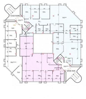 location bureau lab ge 31670 bureau lab ge de 210 m ref to91594. Black Bedroom Furniture Sets. Home Design Ideas