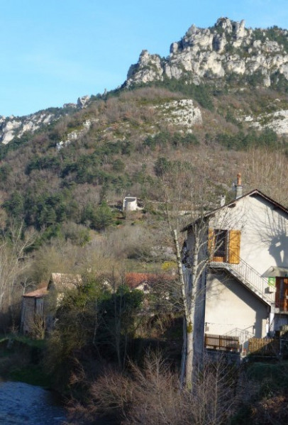 Holiday rentals Peyreleau - Cottage - 4 persons - BBQ - Photo N° 1