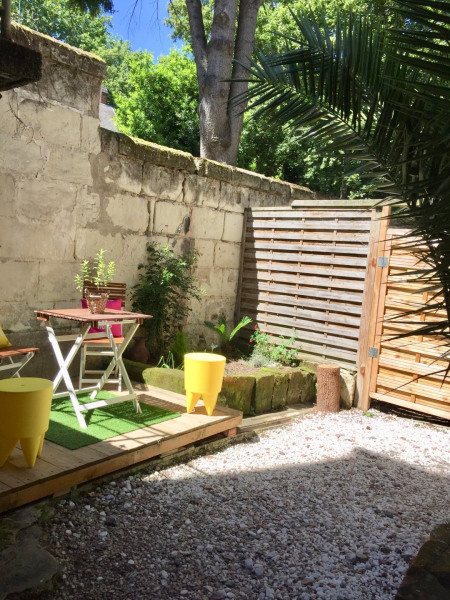 Holiday rentals Saumur - Apartment - 4 persons - Garden furniture - Photo N° 1