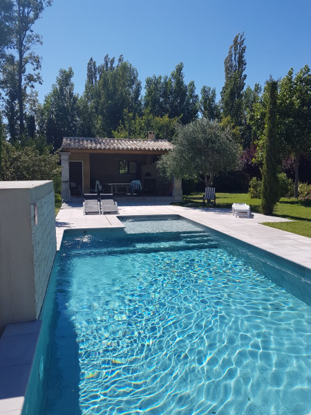 Location vacances L'Isle-sur-la-Sorgue -  Maison - 8 personnes - Barbecue - Photo N° 1