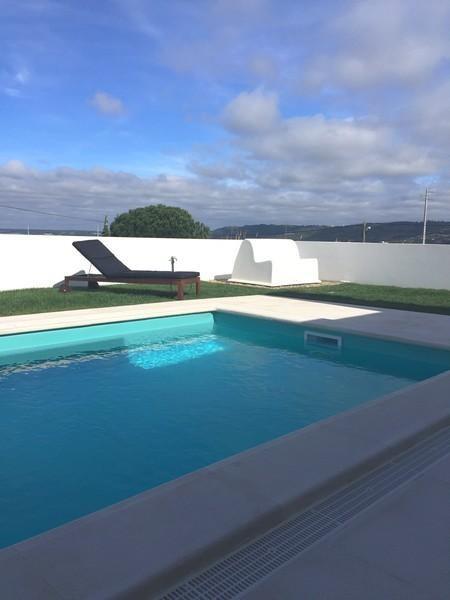 villa à louer à Nazaré avec piscine privée