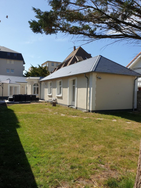 Location vacances Wimereux -  Maison - 9 personnes - Barbecue - Photo N° 1