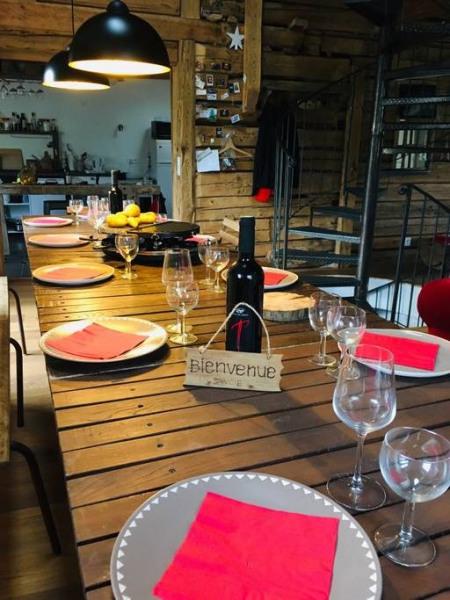 Location vacances Beaufort -  Maison - 12 personnes - Barbecue - Photo N° 1