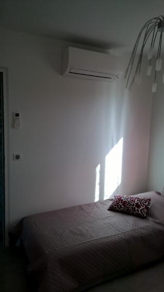 Climatisation dans les 2 chambres