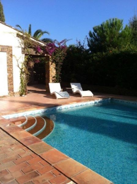 Location vacances Rayol-Canadel-sur-Mer -  Maison - 6 personnes - Chaise longue - Photo N° 1