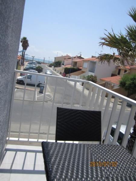 Petit Balcon Arrière Villa Commun Ch 3 et 4