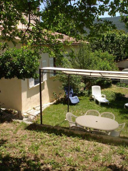 Holiday rentals La Palud-sur-Verdon - House - 5 persons - BBQ - Photo N° 1