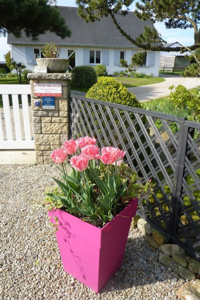 Holiday rentals Portbail - House - 8 persons - BBQ - Photo N° 1
