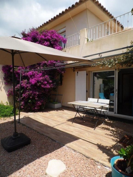 Location vacances Porto-Vecchio -  Appartement - 2 personnes - Barbecue - Photo N° 1