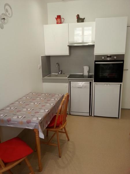 Location vacances Jonzac -  Appartement - 2 personnes - Lecteur DVD - Photo N° 1