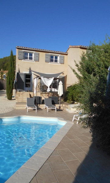 Location vacances Buis-les-Baronnies -  Maison - 6 personnes - Barbecue - Photo N° 1