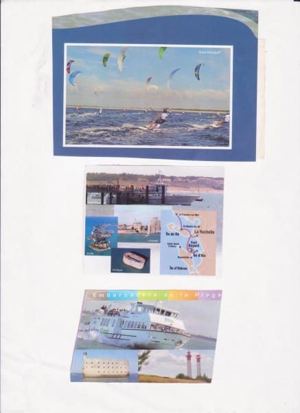 sport nautique & ballade dans les Iles