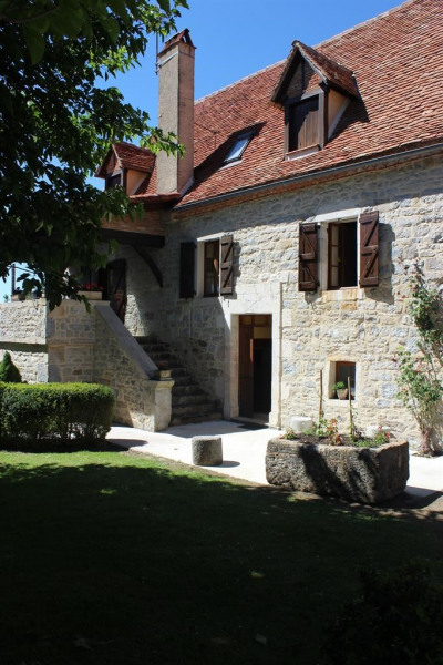 Holiday rentals Mayrinhac-Lentour - House - 12 persons - BBQ - Photo N° 1