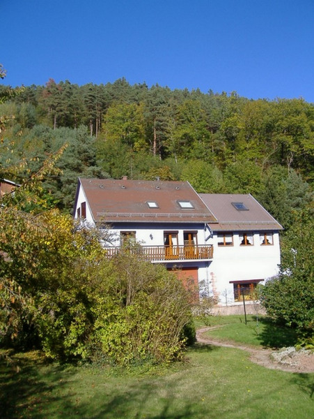 Location vacances Ottrott -  Gite - 8 personnes - Barbecue - Photo N° 1