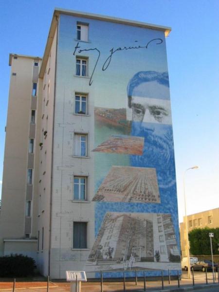 Le Musée urbain Tony Garnier à 5 minutes à pied