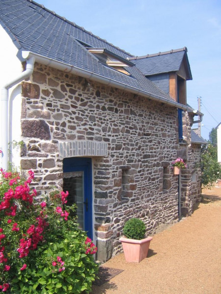 Holiday rentals Plouézec - House - 2 persons - BBQ - Photo N° 1