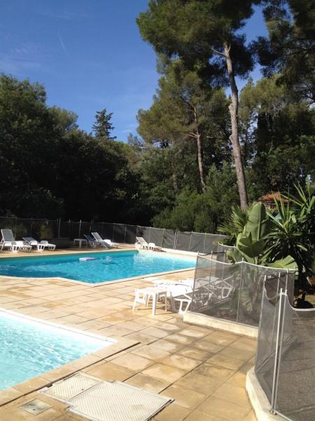 Appartement pour 4 pers. avec piscine, La Croix-Valmer