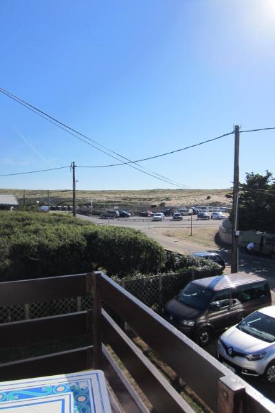 Appartement Rés SAN MICHELE pour 4 personnes face à l'entrée plage de la Gravière