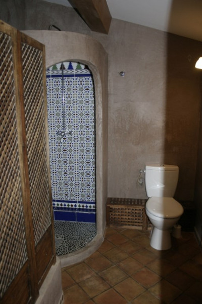 Salle d'eau suite parentale