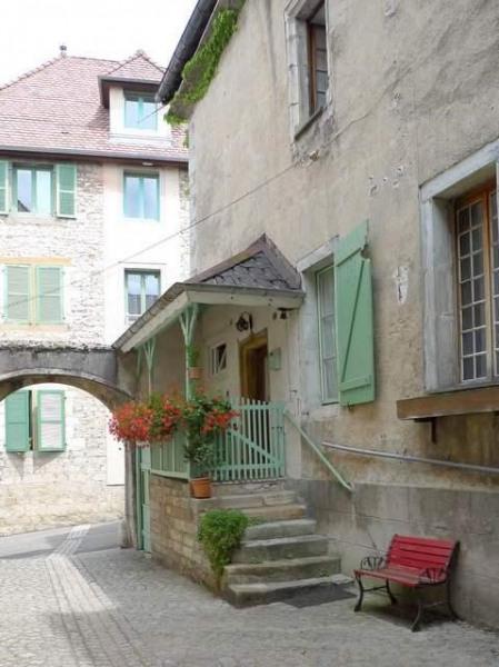 Location vacances Baume-les-Dames -  Appartement - 4 personnes - Salon de jardin - Photo N° 1