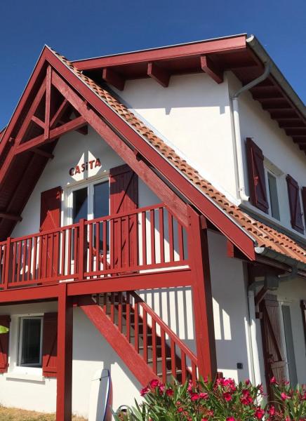 Location vacances Vieux-Boucau-les-Bains -  Appartement - 4 personnes - Télévision - Photo N° 1