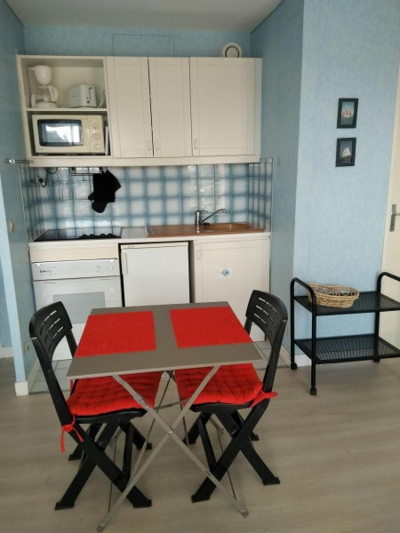 Holiday rentals Saint-Quay-Portrieux - Apartment - 2 persons - Garden furniture - Photo N° 1