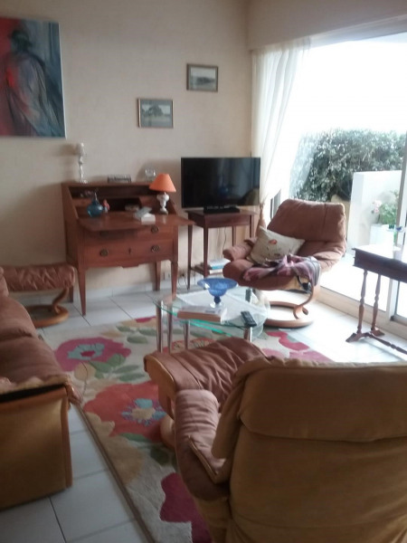 Location vacances Canet-en-Roussillon -  Appartement - 4 personnes - Chaise longue - Photo N° 1