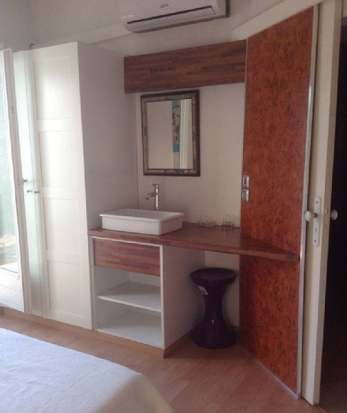 Lavabo chambre 2