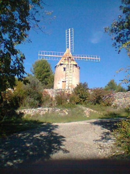 Moulin de Joucas