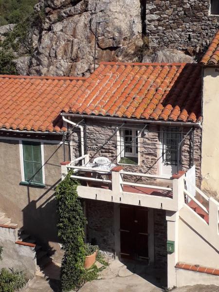 Ferienwohnungen Collioure - Hütte - 4 Personen - Liegestuhl - Foto Nr. 1