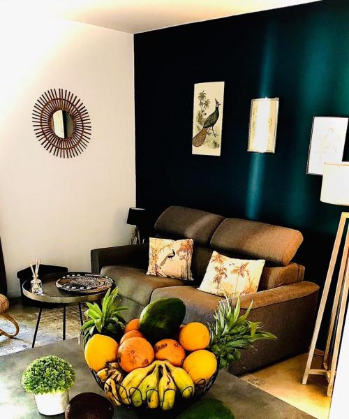 Ferienwohnungen Saint-Paul - Wohnung - 6 Personen - Garten - Foto Nr. 1
