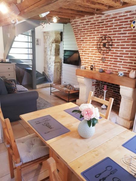 Alquileres de vacaciones Honfleur - Apartamento - 4 personas - juegos de mesa - Foto N° 1