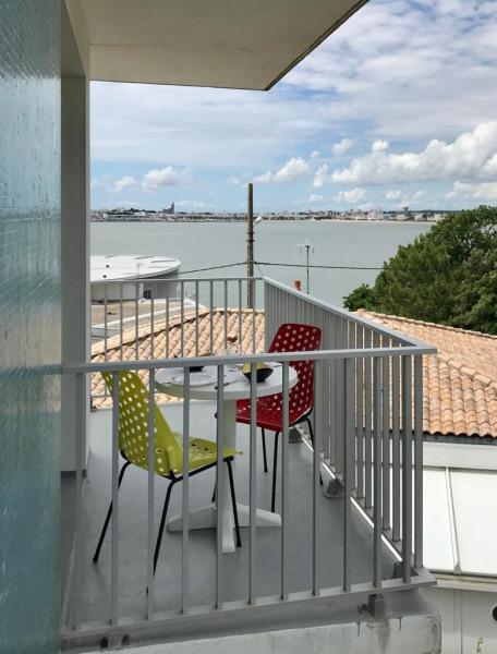 Location vacances Royan -  Appartement - 2 personnes - Jardin - Photo N° 1