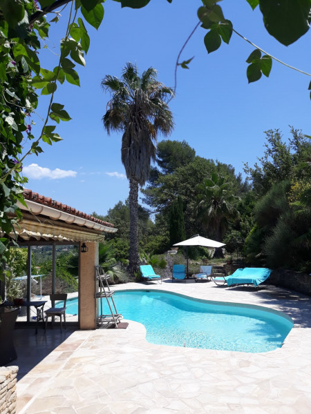 Alquileres de vacaciones La Cadière-d'Azur - Casa - 8 personas - BBQ - Foto N° 1