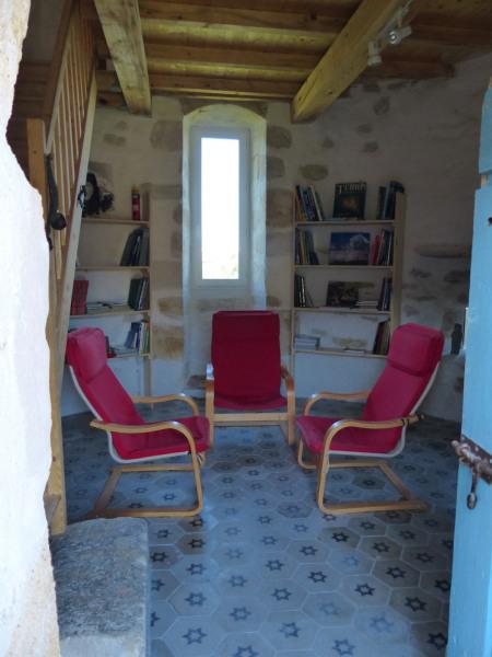 Bibliothèque dans la Tour...