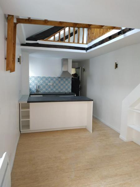 Studio avez mezzanine - Paris 3ème (75003)-5