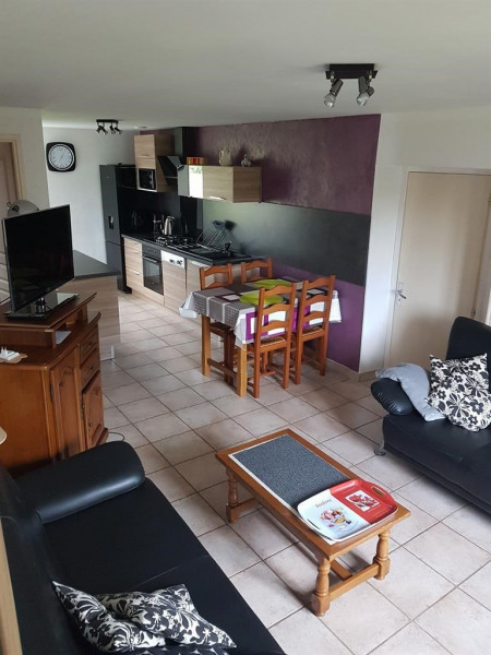 Location vacances Orbey -  Appartement - 4 personnes - Barbecue - Photo N° 1