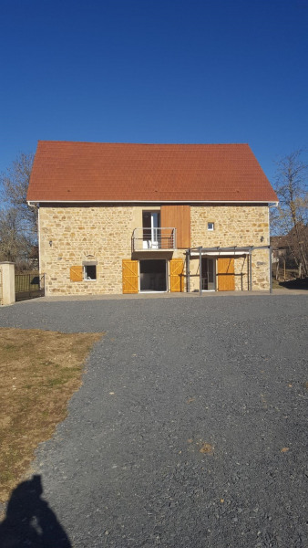 Holiday rentals La Goutelle - House - 6 persons - BBQ - Photo N° 1