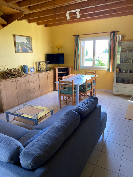 Location vacances Grospierres -  Maison - 5 personnes - Barbecue - Photo N° 1