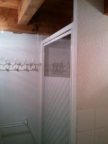 cabine de douche dans SDB
