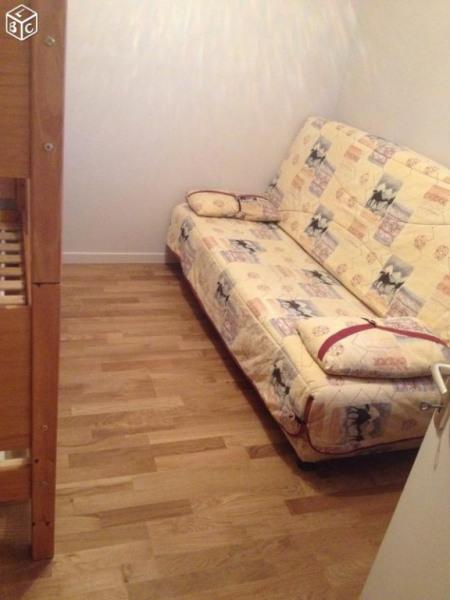 cliclac chambre + lits superposés