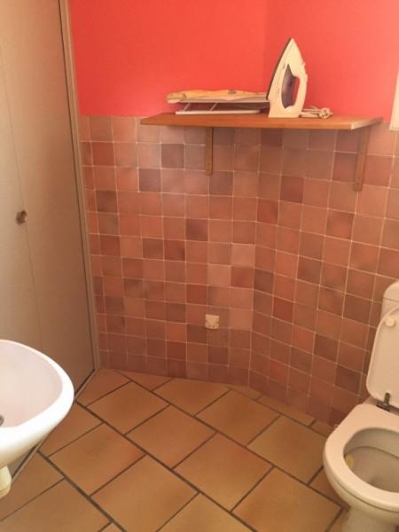 Les toilettes coté jour