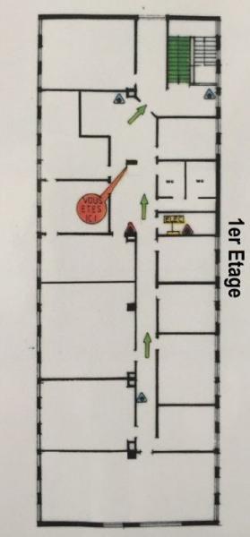 Location Bureau Eaubonne
