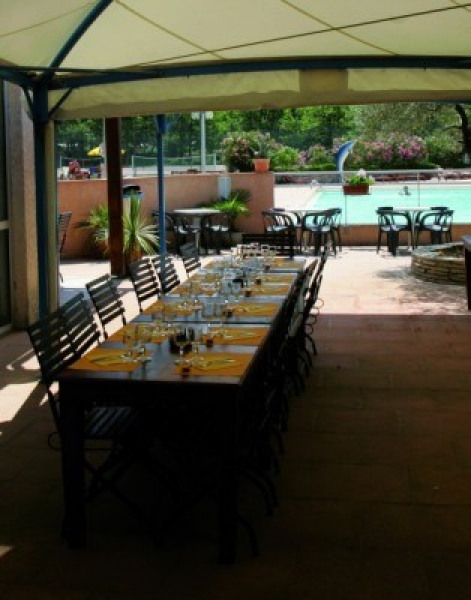 Camping Domaine de Chaussy 5* - Mh 2 Ch 5 Pers