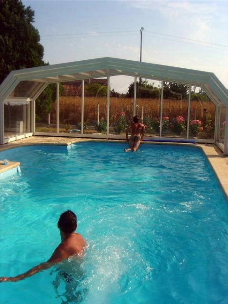 Location vacances Cozes -  Appartement - 4 personnes - Barbecue - Photo N° 1