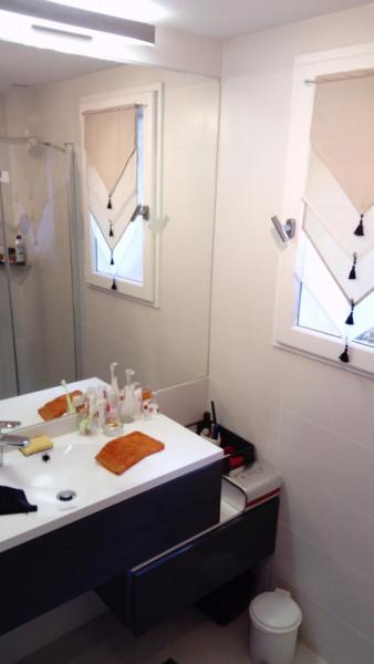 Salle de douche niveau 1