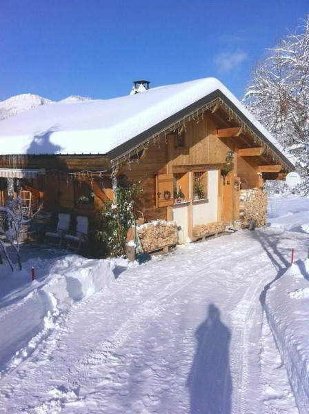 Chalet individuel   4/5 personnes