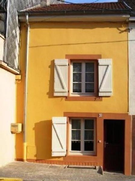 Location vacances Sarrebourg -  Maison - 5 personnes - Jardin - Photo N° 1